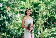 Styled Wedding Shoot with Melissa C Koh by Ever & Blue Floral Design