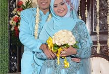 Ocit & Rima by Azzahra Islamic Wedding