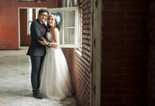 Edu & Olive Prewedding by Abstract Photography