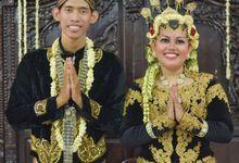 Wedding Day Yani & Ahmad by Airis Project