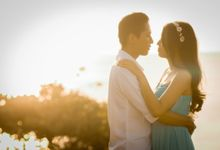 Prewedding Dodik & Etik by PixelLate Photography