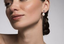 New Bridal Earrings by Adina Jozsef
