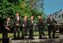 Christian and Cat Nuptial by Raychard Kho Photography