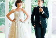 Lukman & Sherly by JJ Bride