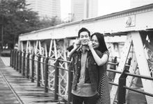 Hiro & Kristi Prewedding by Kekal