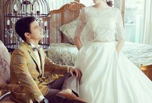 Carlo & Evelyn by JJ Bride