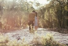 Overseas Pre Wedding in Perth Western Australia - Andrea and Sidney by The Beautiful Moment Photography