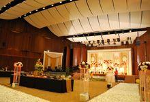 Wedding by Soehanna Hall