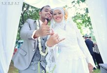 Wedding day Niken & Dian by yusway photography