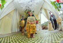 Wedding Riskan & Lita by Bamboo Photography