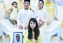 Afiqah & Ashraf - Solemnization by Raihan Talib Photography