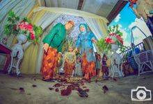 Wedding Riskan & Lita by Bamboo Photography