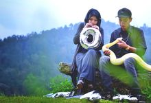 Ulfi & Rizky by Belpic