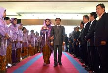 Dwi & Alfri Resepsi by Our Wedding & Event Organizer
