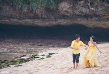 The Prewedding of Arlinda & Vincent by Elysian Photo