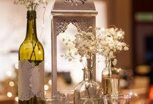 Wedding setup by DoubleTree by Hilton Johor Bahru