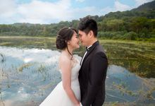 Jonathan & Qiumei by Michelle Ann Bridal House