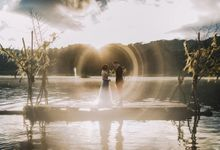 The Prewedding of Ben & Jen by Kimi and Smith Pictures