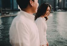 The Prewedding of Adit & Dinda by Kimi and Smith Pictures