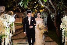 Renny & Alfin by Bali Wedding Paradise