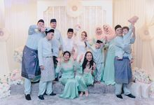 THE SOLEMNIZATION CEREMONY OF ERWAN & DIYANA by WSVS