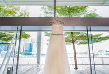 Marina Bay Sands Wedding by GrizzyPix Photography