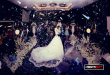 Wedding event of Reynold & Claudy by Holiday Inn Bandung Pasteur