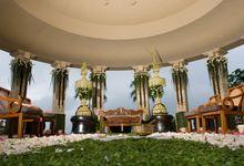 Wedding at Amanjiwo by Amanjiwo Resort