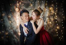 Damien & Yuki by Castlebell Wedding Mansion