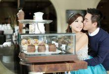 Prewedding Daniel & Gisela by Ricky-L Photo & Bridal