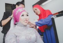 Darashena & Sigit Wedding by Alterlight Photography