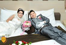 The Wedding of Dave and Fenny by Silvano Photography