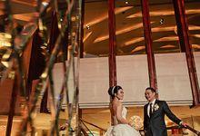 David and Billie Wedding at Mandarin Hotel Jakarta by Deero Photo