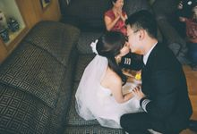 Wedding Ceremony by Threebox Studio