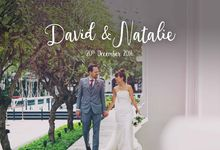 Wedding Day of David and Natalie by Go Panda Productions