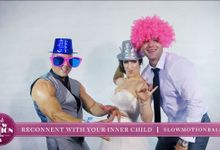 David & Natalie by BALI SLOW MOTION VIDEO BOOTH