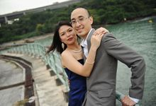 Hong Kong Prewedding by Derrick Ian Lim Photography
