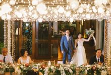 Rustic Garden Wedding by Munkeat Photography