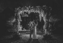 Deb & Ibs by Silver Lace Weddings & Events Bali