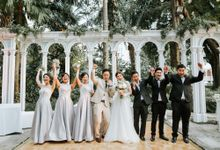 EDO & DELLY WEDDING by Classy Decor