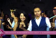 Dennis & Dora's Wedding Party by BALI SLOW MOTION VIDEO BOOTH