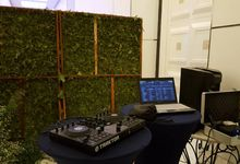 Wedding Setups by DJ Jong Rei