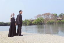 A DAY WITH DERA & ANDRI by ANDARA Photography & Cinema