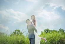 Pre Wedding Shoot - Jason & Serinn by The Fantabulous Derek