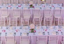 Villa  Wedding by Bespoke Experiences