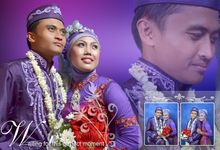 Rudi & Devi Wedding by Ngantermoto Photography