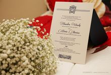 Wedding Of Wendy & Devia by Huemince