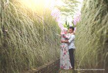 Prewedding Papaw and Umam by dhanaphotoworks