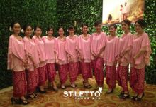 Wedding Yusa & Nita by STILETTO PAGAR AYU