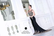 Fizah Sajuna - The Black Collections by Yaz Photography